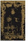 rug #1087374 |  brown borders rug