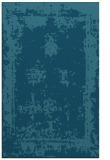 rug #1087418 |  blue-green borders rug