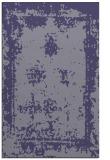 rug #1087438 |  blue-violet faded rug