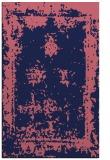 rug #1087442    pink traditional rug