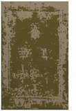 rug #1087462 |  mid-brown damask rug
