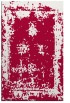 rug #1087466    red faded rug