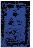 rug #1087546 |  black damask rug