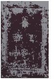 rug #1087594 |  purple graphic rug
