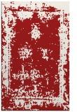 rug #1087606    red damask rug
