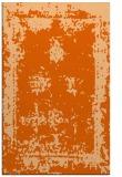 rug #1087618    red-orange faded rug