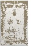 rug #1087658 |  white damask rug