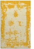 rug #1087662 |  yellow faded rug