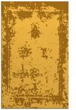 rug #1087674 |  yellow faded rug