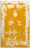rug #1087698 |  light-orange graphic rug
