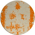 rug #1087714 | round faded rug
