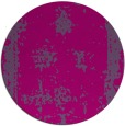 rug #1087753 | round faded rug