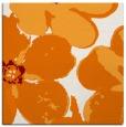 rug #108777   square orange natural rug