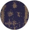 rug #1087822 | round beige borders rug