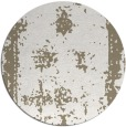 rug #1087875 | round damask rug