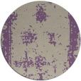 rug #1087898 | round beige borders rug
