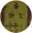 rug #1087955 | round faded rug