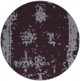 rug #1087962 | round purple traditional rug