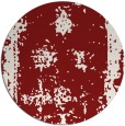 rug #1087976 | round faded rug