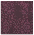 rug #1088686 | square purple natural rug