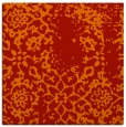 rug #1088706 | square red traditional rug