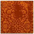 rug #1088718   square red-orange natural rug