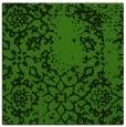 rug #1088734 | square light-green traditional rug
