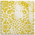 rug #1088742 | square white faded rug