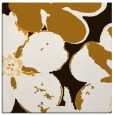 rug #108881   square brown rug