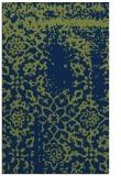rug #1089230 |  blue traditional rug