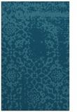 rug #1089258 |  blue-green faded rug