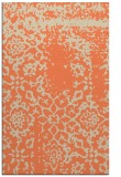 rug #1089398 |  orange traditional rug