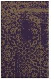 rug #1089430 |  purple faded rug