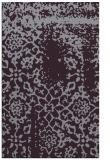 rug #1089434 |  purple faded rug