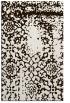 rug #1089486 |  brown traditional rug