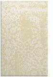 rug #1089506 |  yellow faded rug