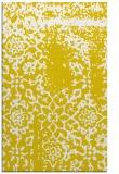 rug #1089510    yellow traditional rug