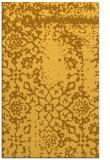 rug #1089514 |  light-orange damask rug