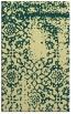 rug #1089518 |  yellow natural rug