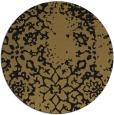 rug #1089583 | round damask rug