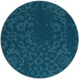 rug #1089626 | round faded rug