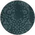 rug #1089631 | round faded rug