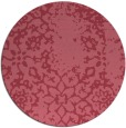 rug #1089653 | round damask rug
