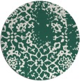 rug #1089690 | round faded rug