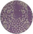 rug #1089739 | round traditional rug