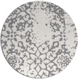 rug #1089743   round faded rug