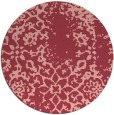 rug #1089782 | round traditional rug