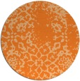 rug #1089828 | round faded rug