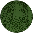 rug #1089840   round faded rug