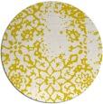 rug #1089846 | round damask rug